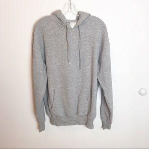 H&M light gray hoodie